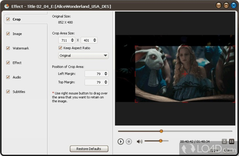 Название Программы: ImTOO DVD Ripper Ultimate Версия программы: 7.1.0.20120