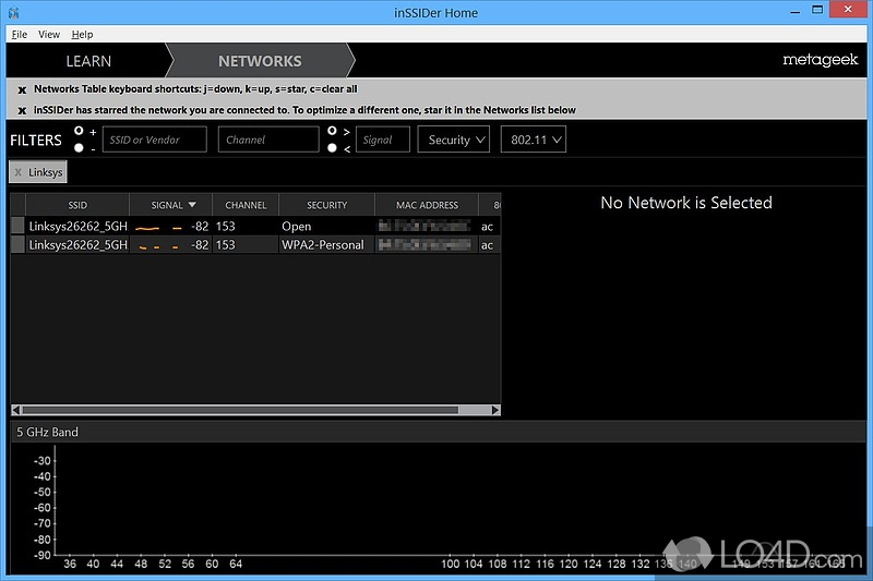 Inssider wifi scanner download