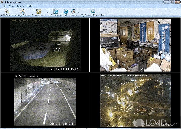 IP Camera Viewer - 1