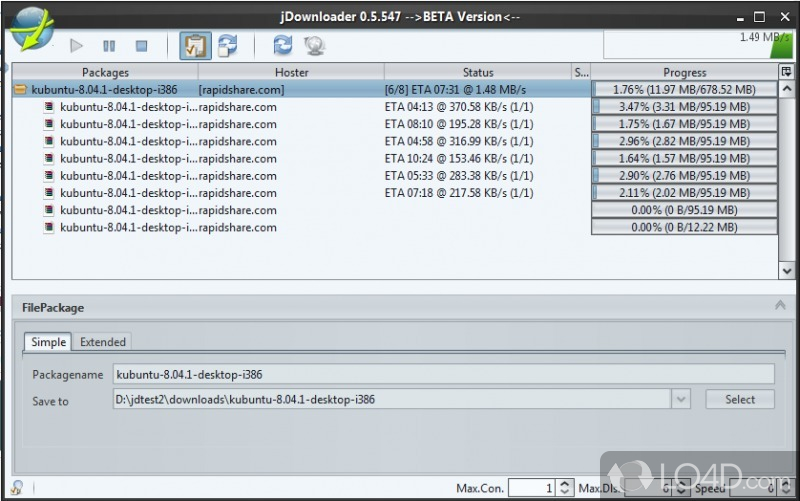 descargar jdownloader gratis en espanol para windows 7