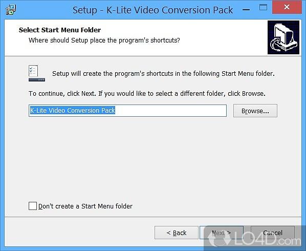 K-Lite Video Conversion Pack - 3