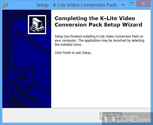 K-Lite Video Conversion Pack - 4