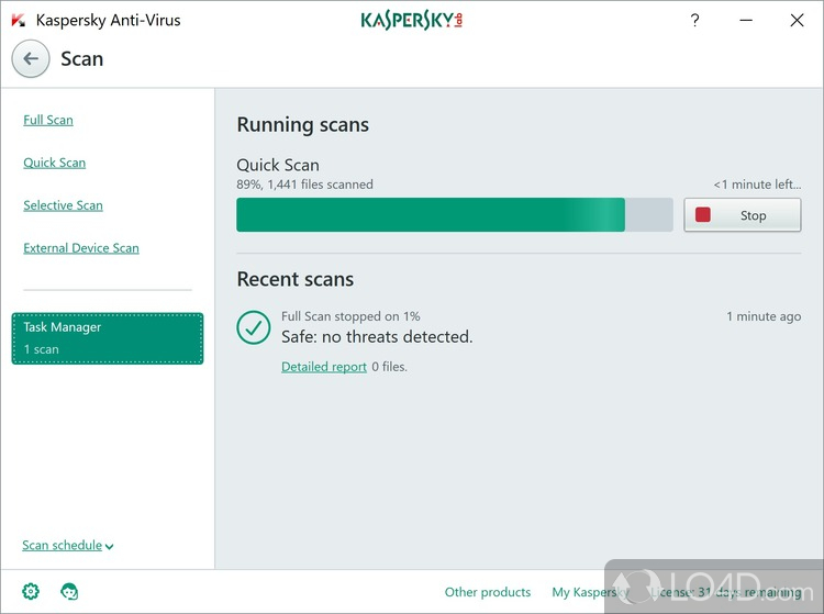 kaspersky antivirus 2012 free  for windows xp full version