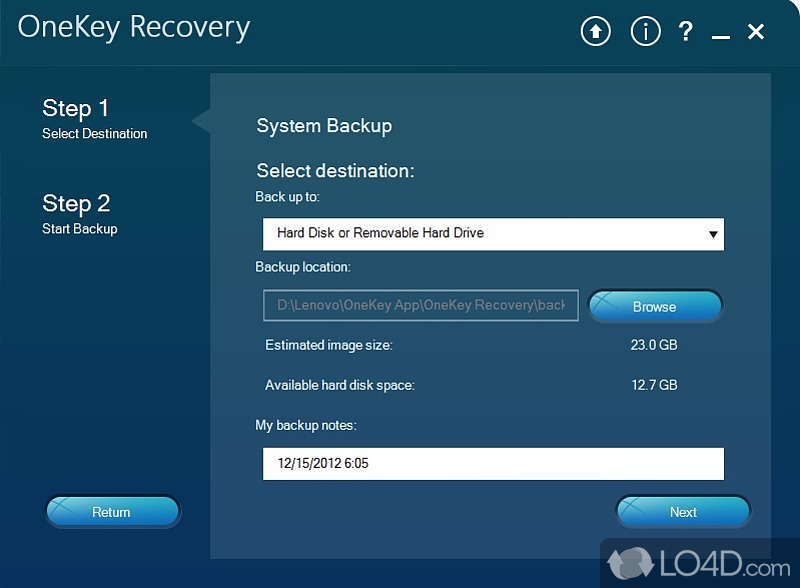 lenovo windows 7 recovery usb download