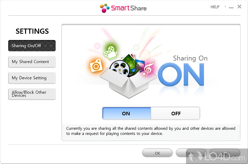 Smart share lg скачать для pc windows 7