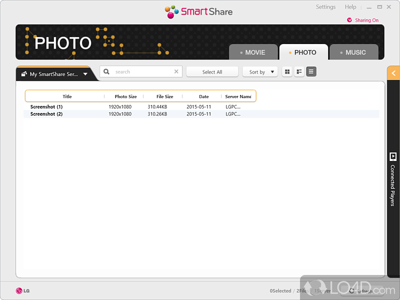 lg smart share software for pc download