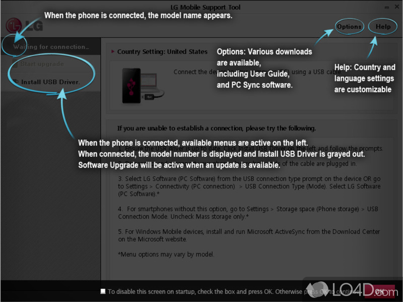 LG Support Tool - 3