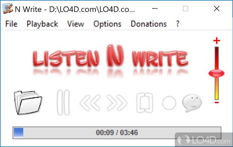 Listen N Write - 2