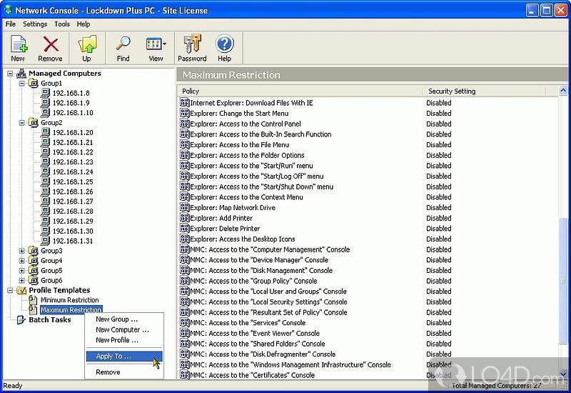 lockdown plus pc   screenshots