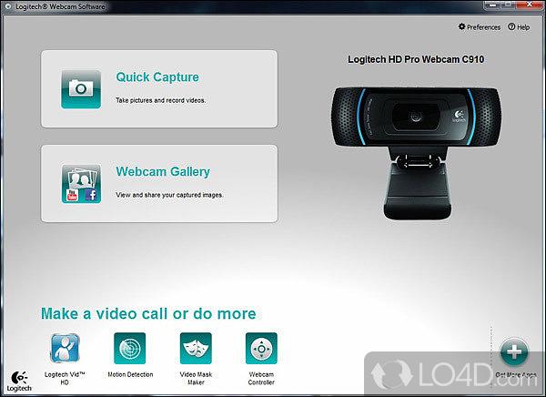 webcam software for laptop