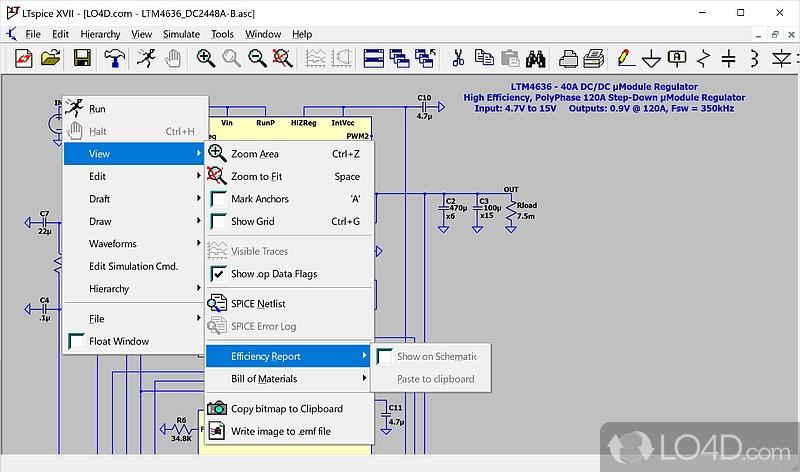 lte-iv-2 Schematic Capture Programs on