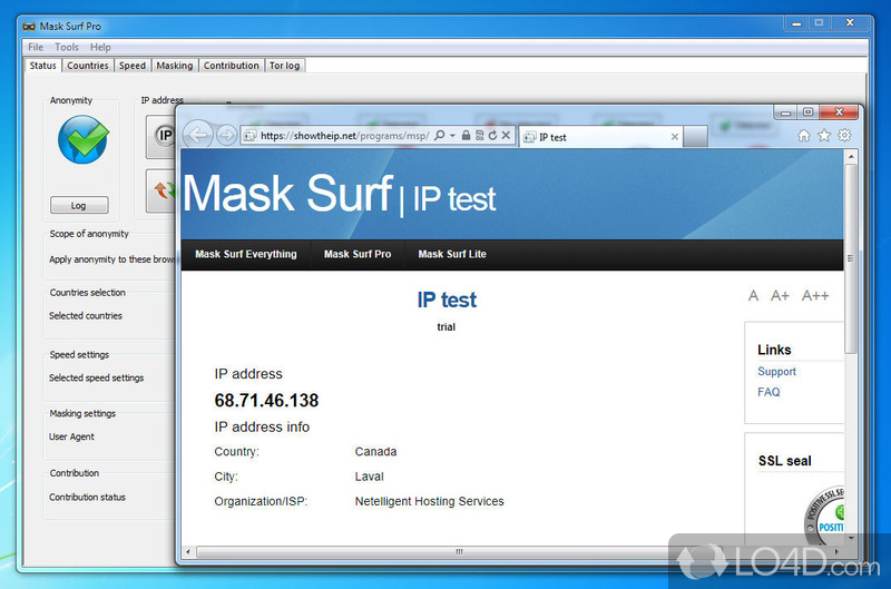 Crack was 6, 6 Surf free network, info Pro Masked Surf browser.