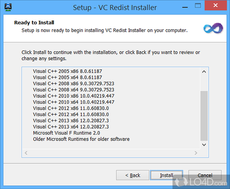 Windows 7 vc_redist. X86. Exe setup failed: 0x80240017 unspecified.