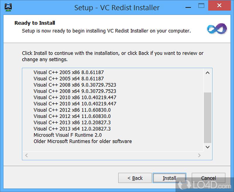 McRip VC Redist Installer - Download
