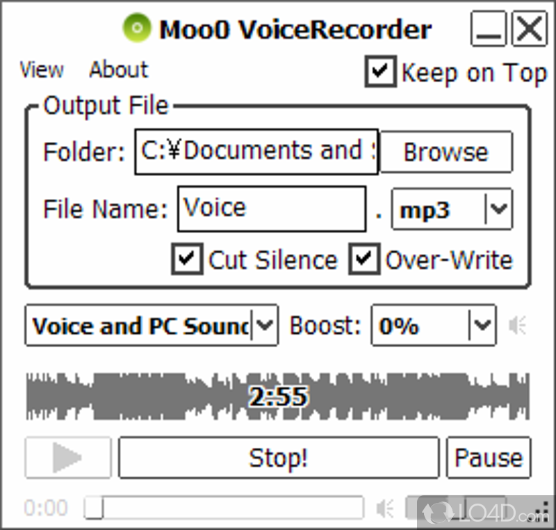 Moo0 voicerecorder - фото 4