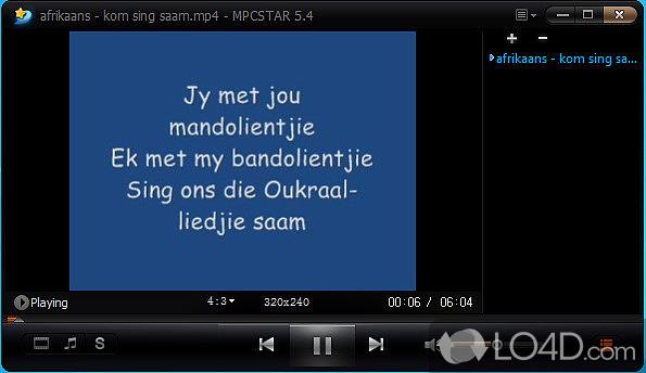 mpcstar 2012 gratuit