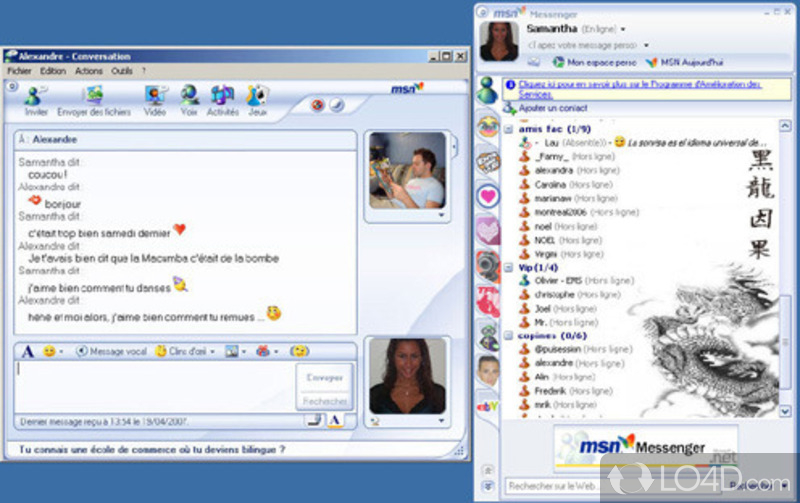 MSN Messenger - 2