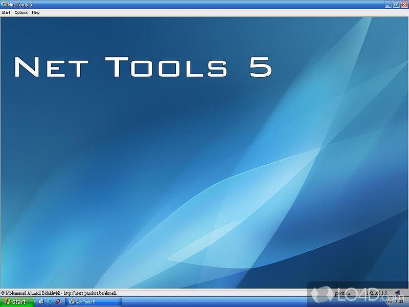 Net Tools - 2