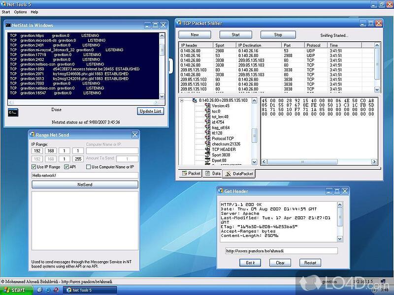 Net Tools - 5