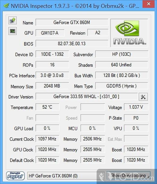 Nvidia Profile Inspector - 1