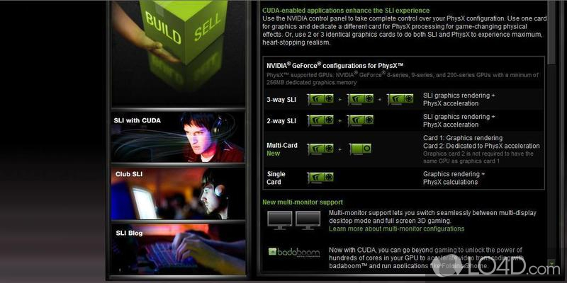 Nvidia physx download.