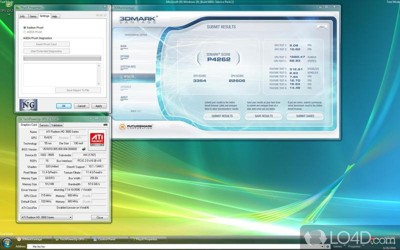 Forceware 257. 21 windows xp 32-bit whql.