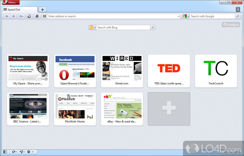 Opera software download for windows xp