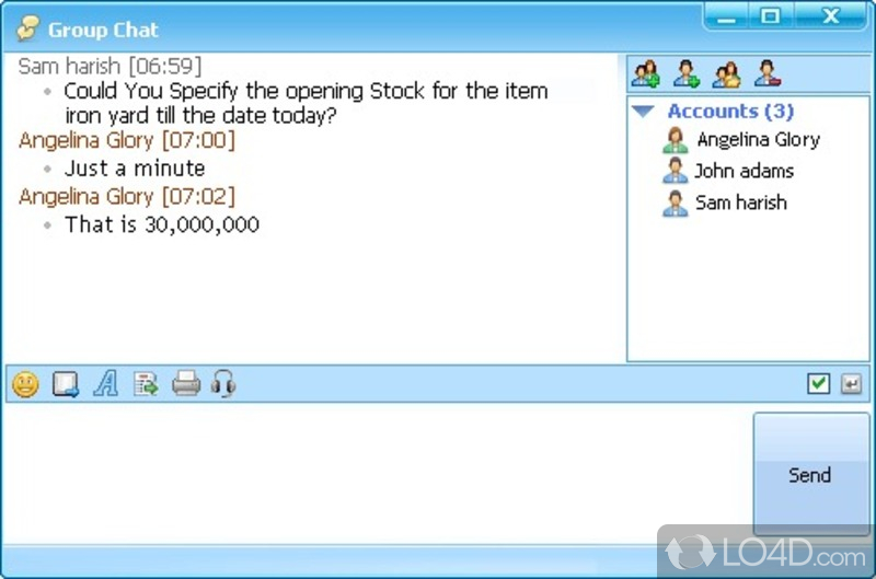 WatFile.com Download Free Outlook LAN Messenger - Download