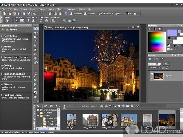 Скачать Бесплатно Corel Paint Shop Pro Photo X2 Portable RUS 12.0.1.