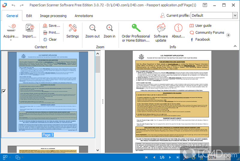 paperscan free edition