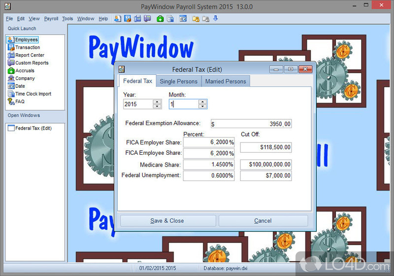 PayWindow Payroll System - Download