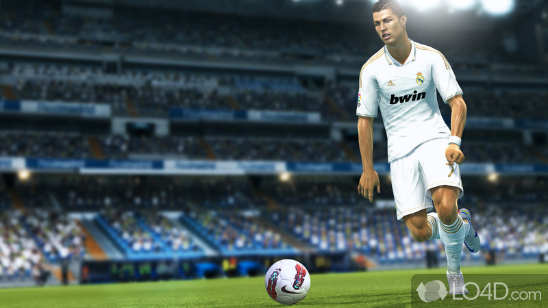 Waptrick game football pes 2013