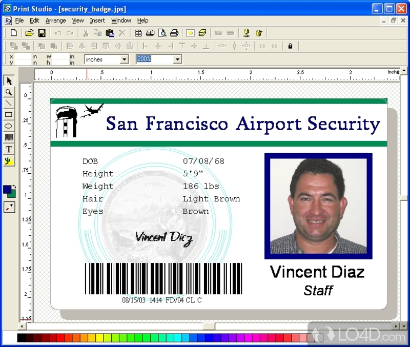 ID Flow Photo ID Card Software