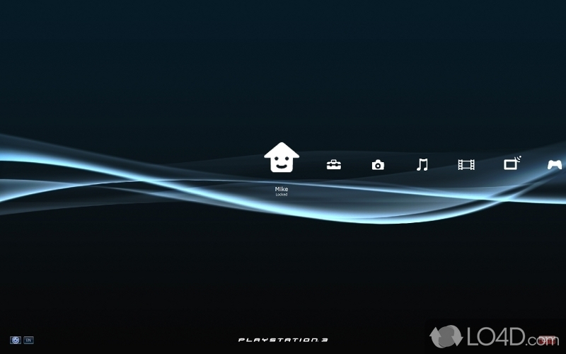 Ps3 theme for windows xp download ps3 theme for windows xp screenshot 2 voltagebd Image collections