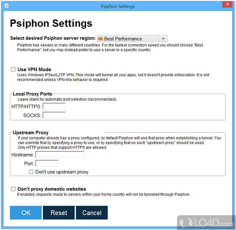 Psiphon - Download