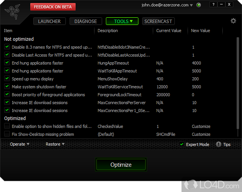 Razer Game Booster Mac Download