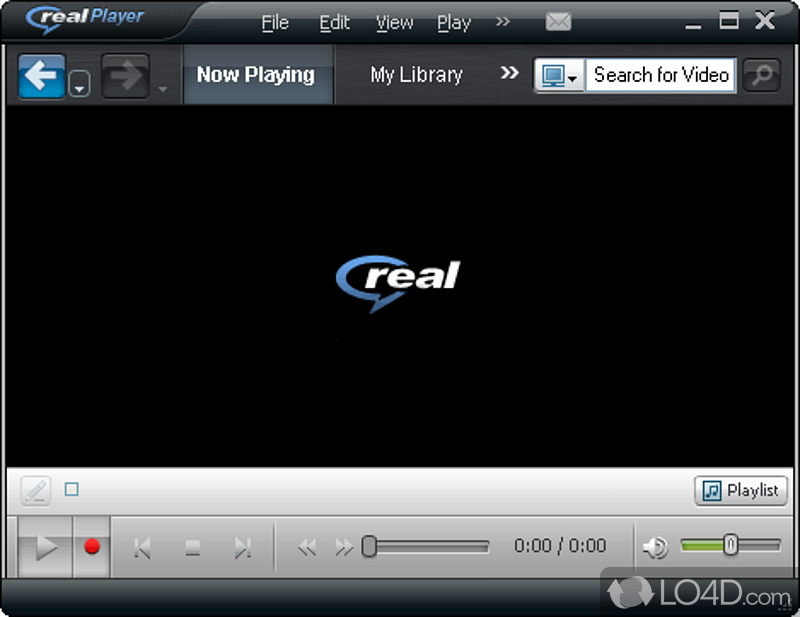 RealPlayer SP - Download