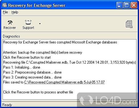 Exchange Server. . В аварии случае сервера или удаления почтового Оффлайн,