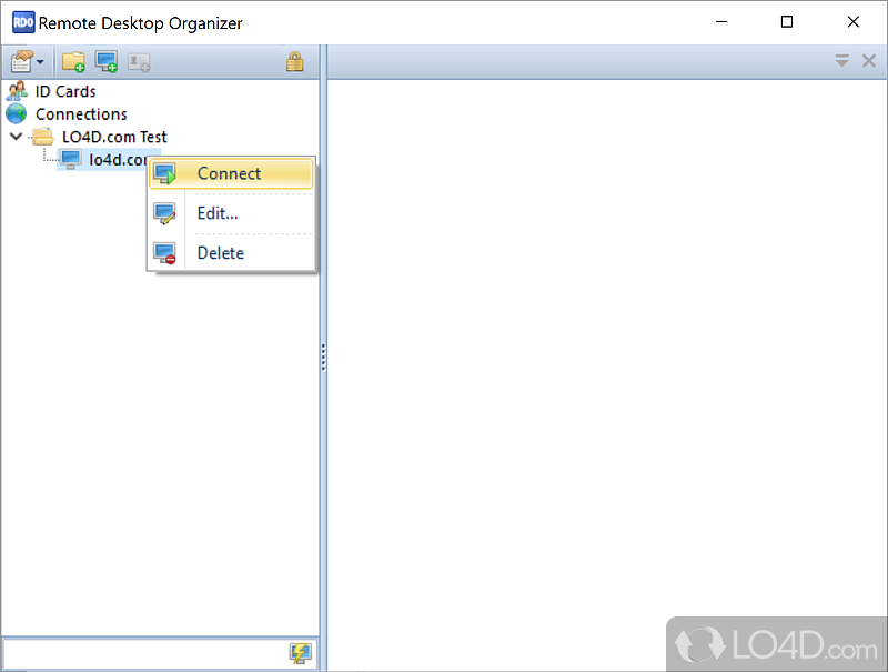 Remote desktop organizer download for Window remote desktop
