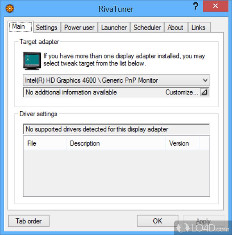 Rivatuner скачать на русском для Windows 8.1 - фото 7