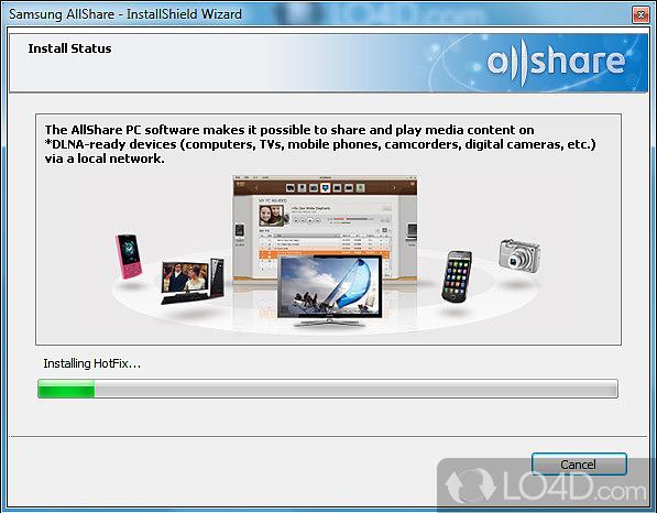 Скачать samsung allshare для windows 7.