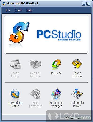Samsung PC Studio - 1