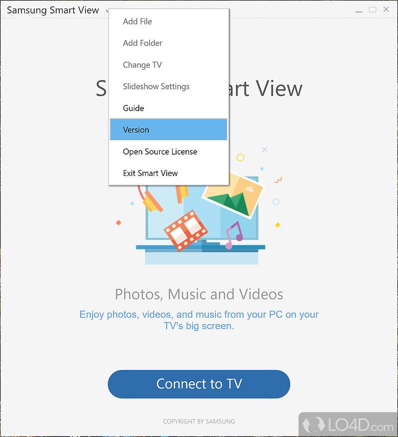 Samsung smart view windows 10 driver