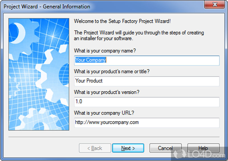 Setup Factory Download