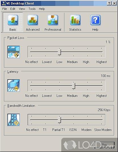 Shunra VE Desktop - Download