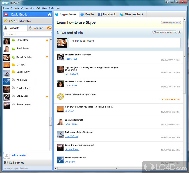 skype 6.0 free  windows