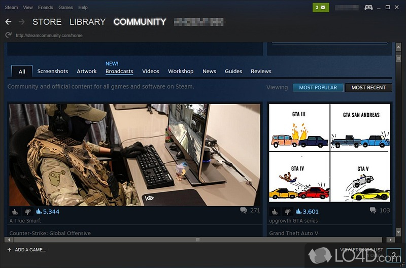 how to take screenshots in steam