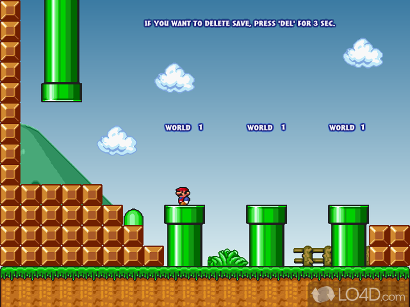 mario forever v 6.0 download