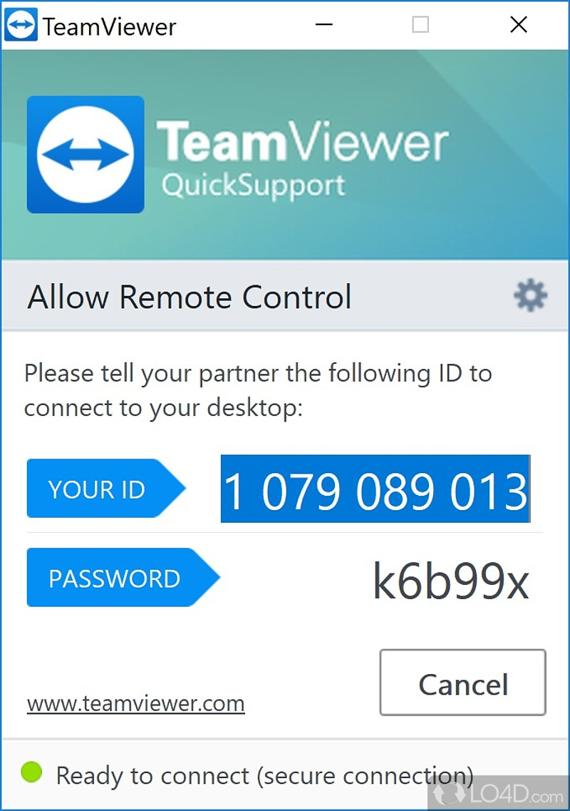 Auto-Update TeamviewerQS (QuickSupport) - my scripts for