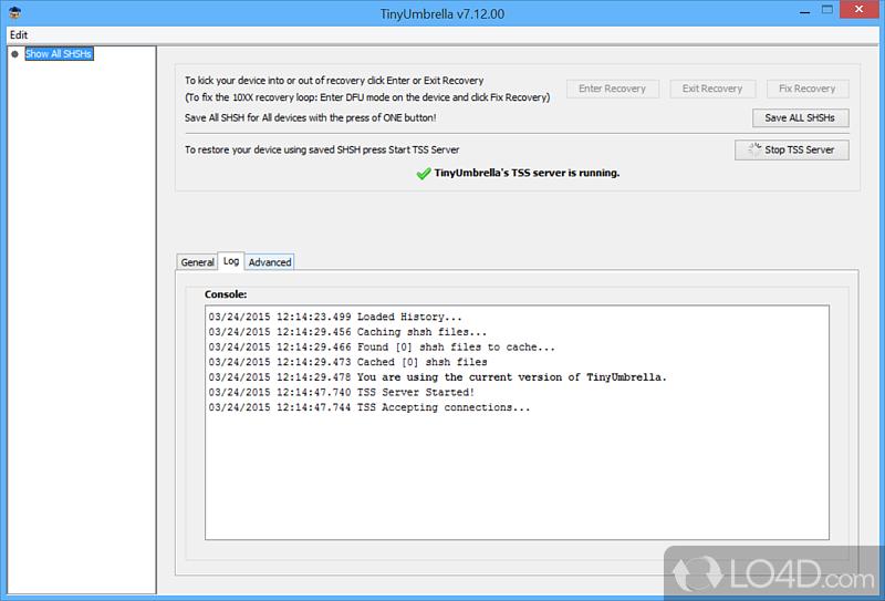 Скачать tinyumbrella 7 для windows 7 64 bit.